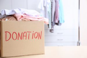 donation items