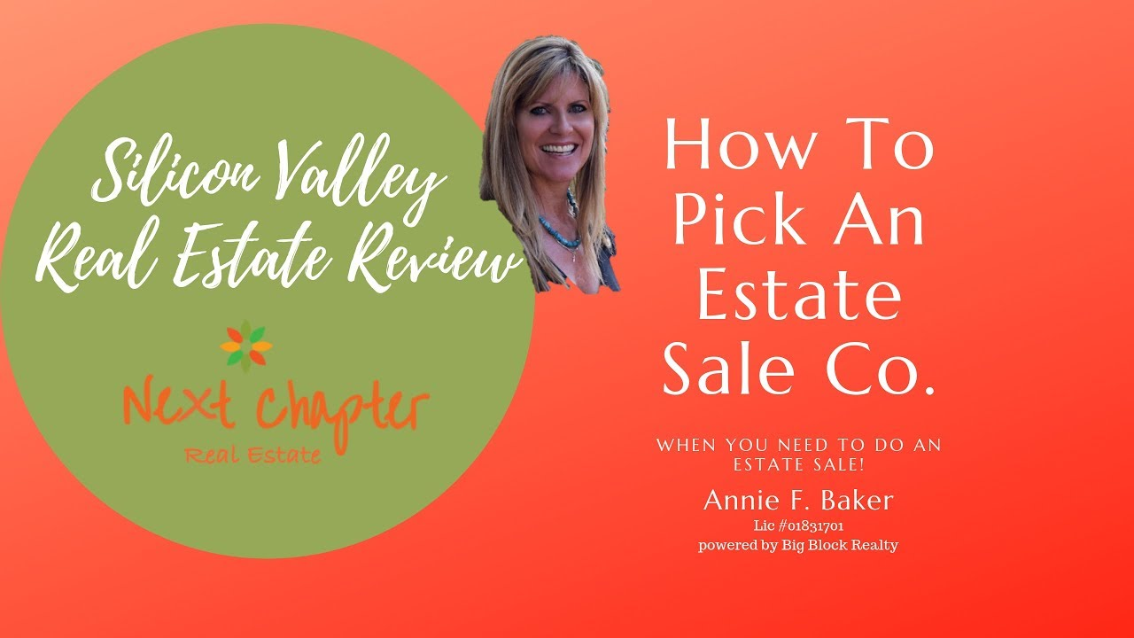 How to pick an estate sale company