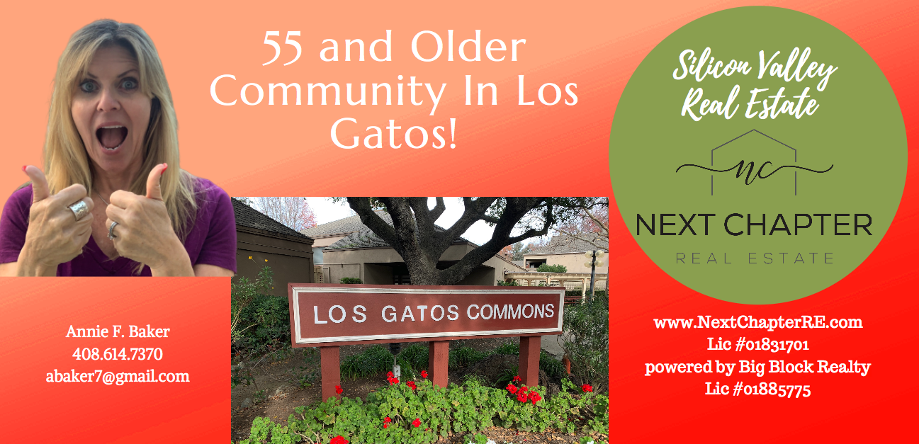 55 and older Community in Los Gatos