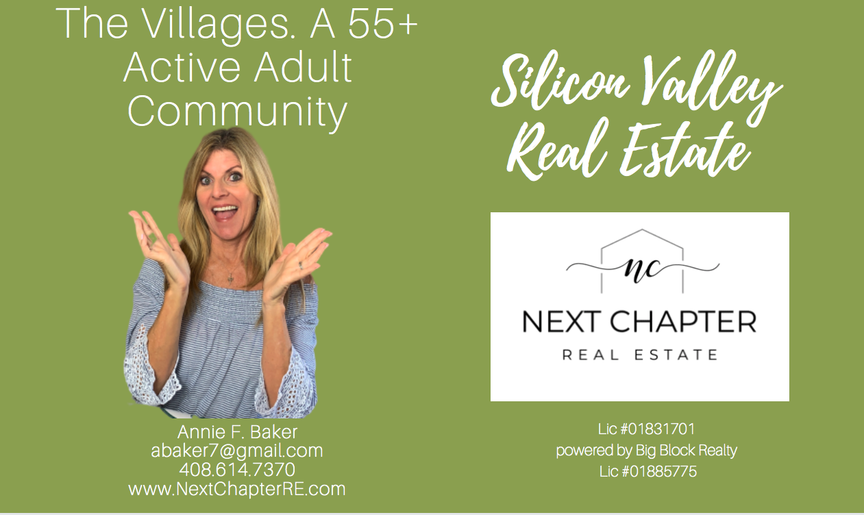 The Villages A 55+ Active Adult Community!